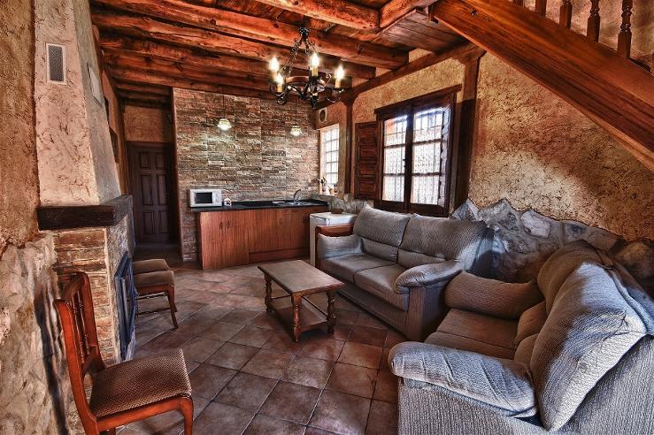 P gina principal casa rural los arcos en fresneda de cu llar segovia - Casa rural cuellar ...